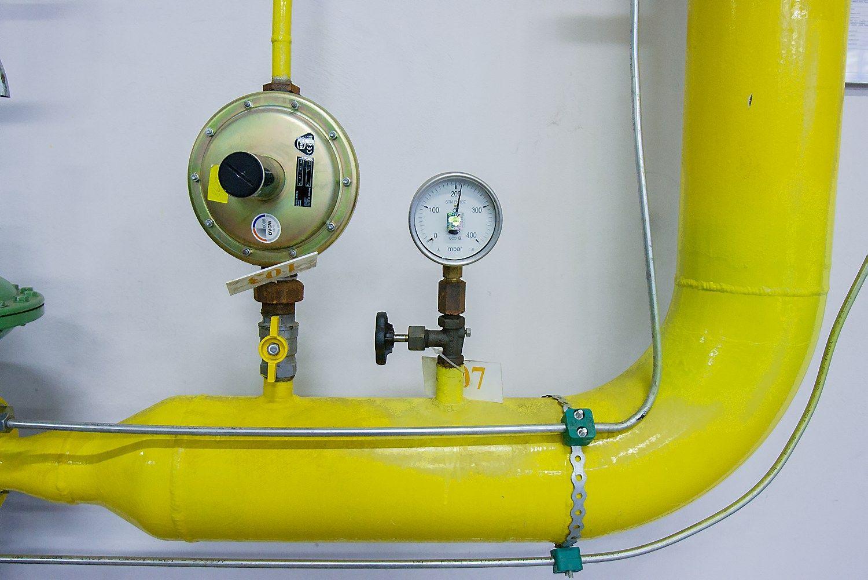 Požeminės dujų saugyklos Syderiuose projektas įšaldomas