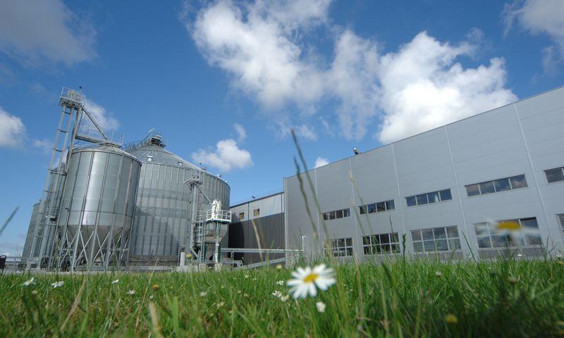"""Klaipėdos laisvojoje ekonominėje zonoje (LEZ) veikiančios biodegalų gamintojos UAB """"Mestilla"""" prastesnius finansinius rezultatus lėmė pabrangusios žaliavų ir nepakankamai aukštos pagamintos produkcijos kainos.  BENDROVĖS NUOTR."""