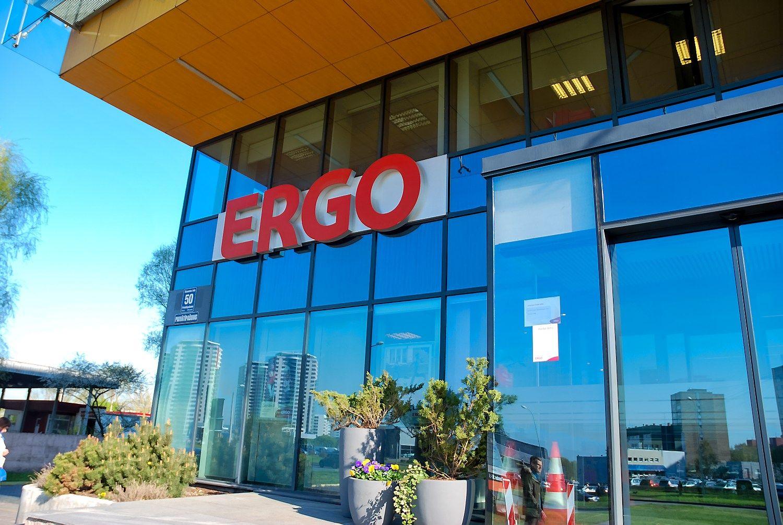 """""""Ergo"""" įmokų sumą Lietuvoje augino 13%"""