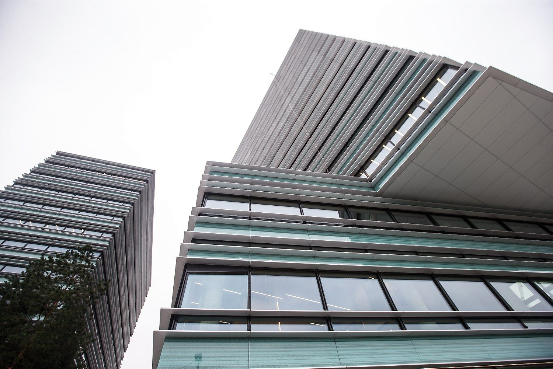 �Nordea� ir DNB bank� �eima grei�iausiai apsigyvens �Quadrum�