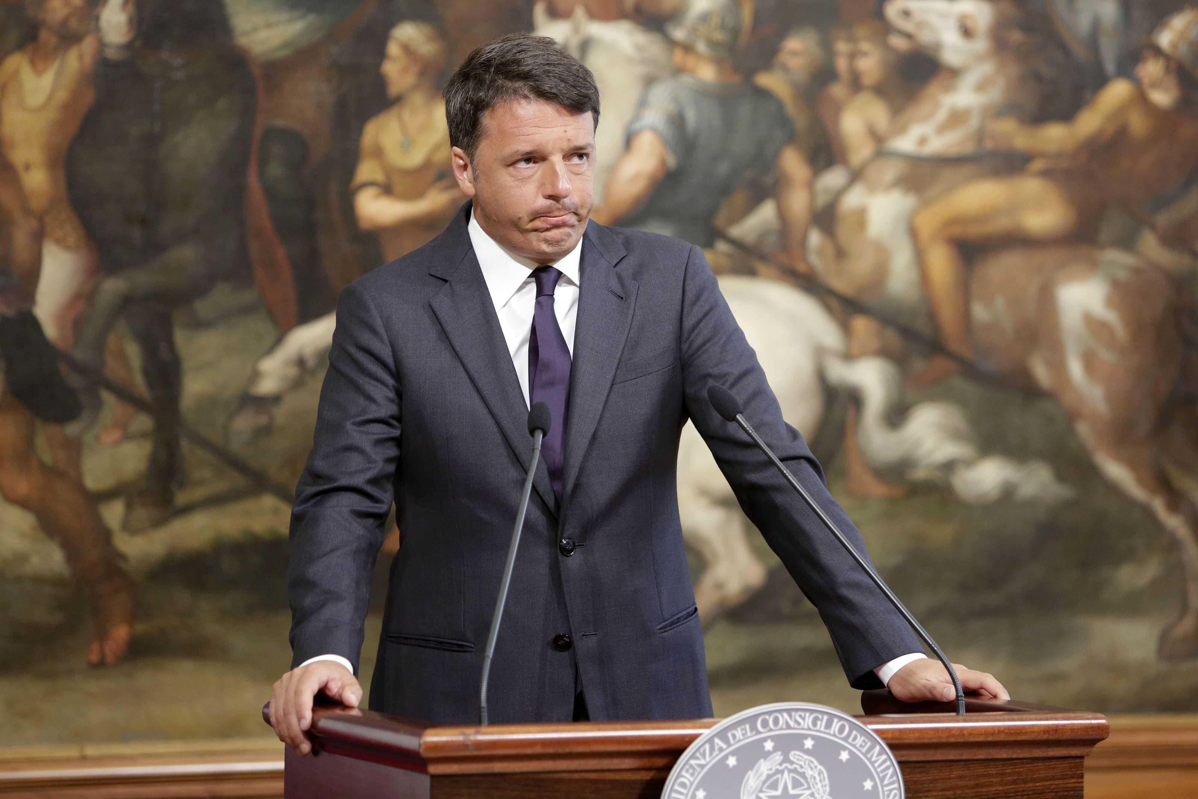 Italijos �kio atsigavimo vilt� u�gesino gamtos katastrofa