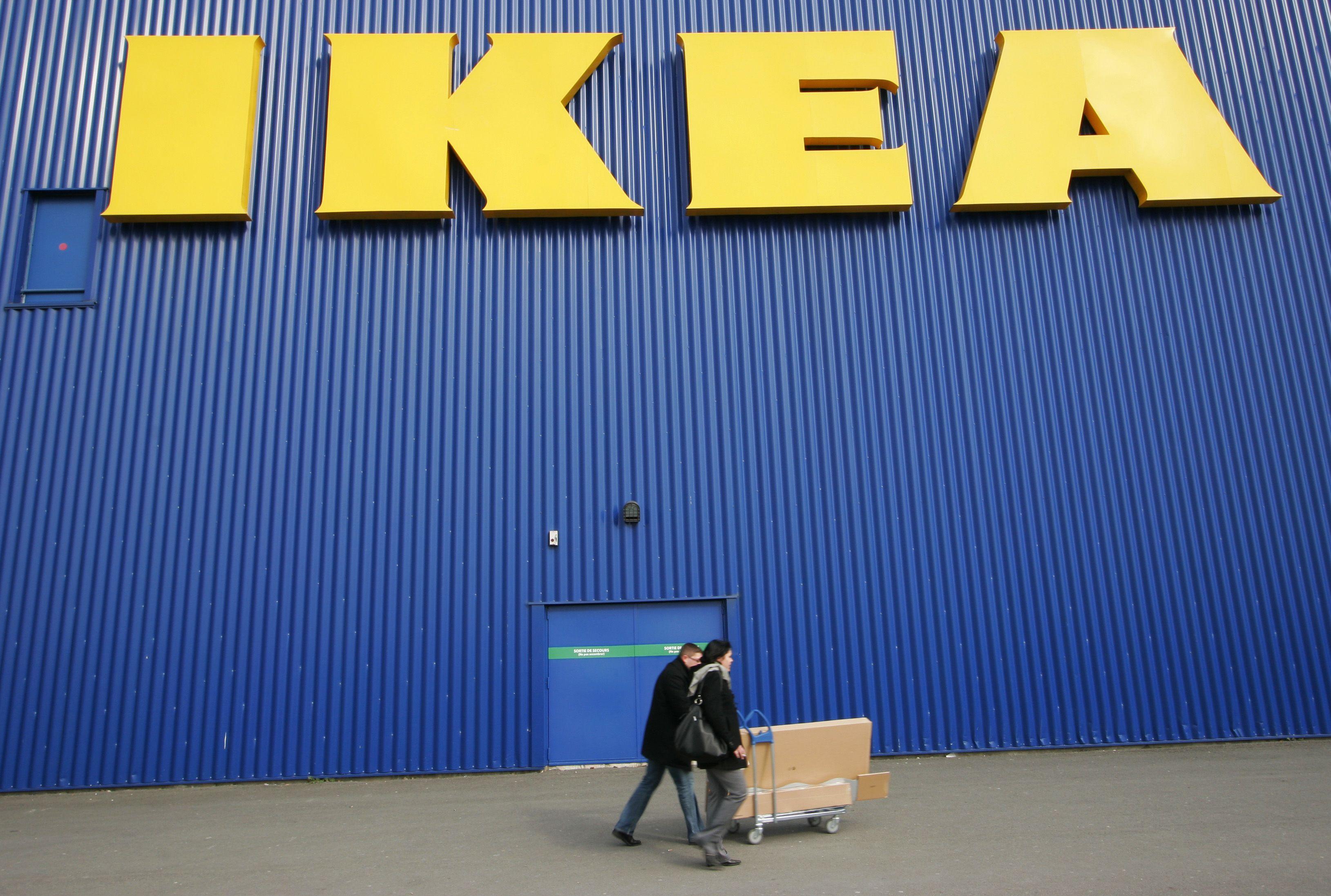 IKEA neria giliau į Rytų Europos miškus