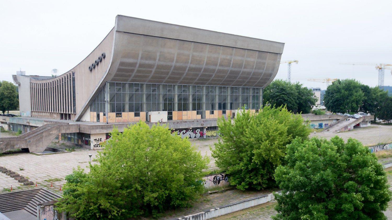 Baltijos �ali� lenktyn�s � kuri pirma pasistatys kongres� centr�