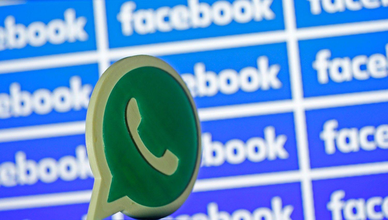 Pamir�kite reklamas SMS � atsivers �WhatsApp�