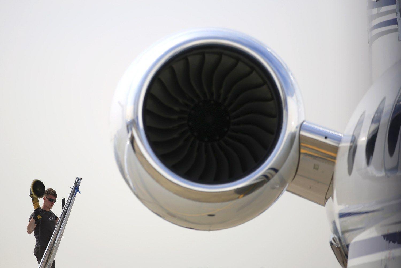 Kinija įkūrė valstybinį lėktuvų variklių gamintoją