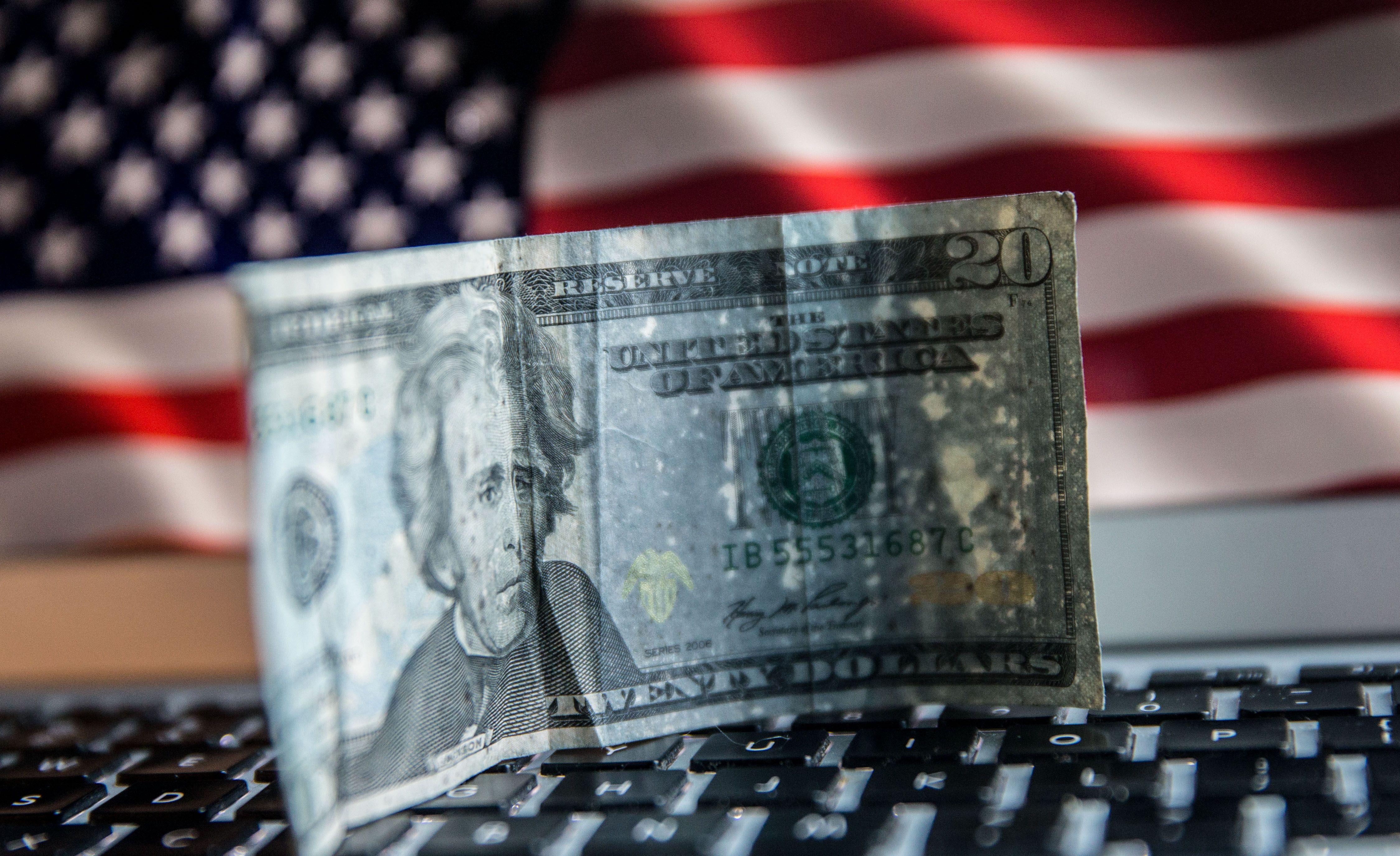 Po Yellen kalbos � JAV dolerio �uolis
