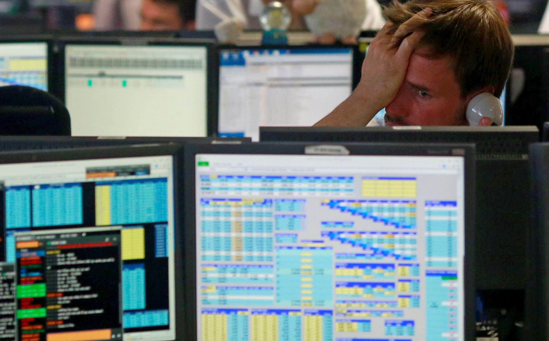 Europos biržoms palūkanųJAV kėlimo perspektyvanepatiko