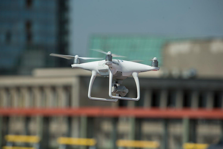 Patobulintos dron� naudojimo taisykl�s