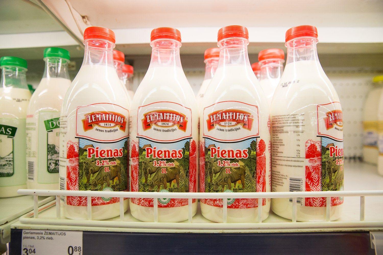 """""""Žemaitijos pienas"""" neigia Investuotojų asociacijos kaltinimus"""