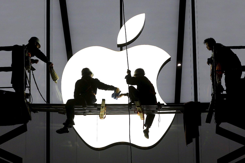 FT: �Apple� u� mokes�ius Airijoje gaus milijardin� s�skaita