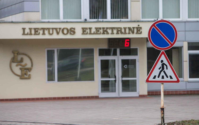 Kvot� panaikinimas suma�ino �Lietuvos energijos gamybos� pajamas