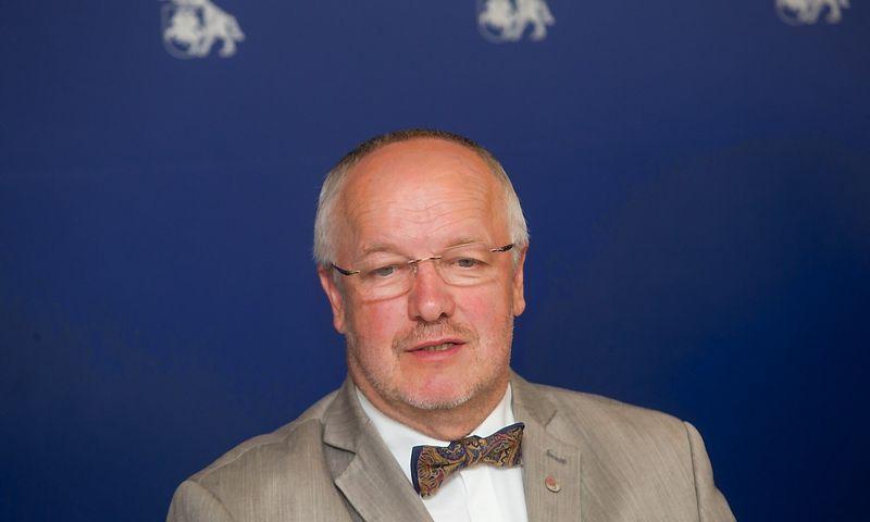 Juozas Olekas, krašto apsaugos ministras. Vladimiro Ivanovo (VŽ) nuotr.