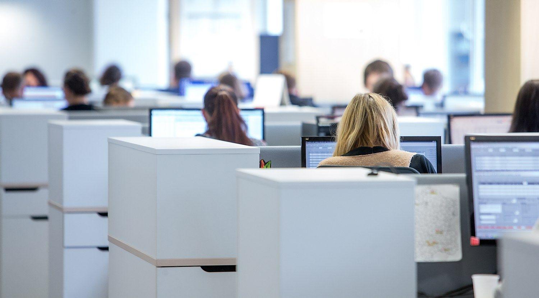 Biuro nuoma sostinės centre1,5 karto brangesnė nei kituose rajonuose