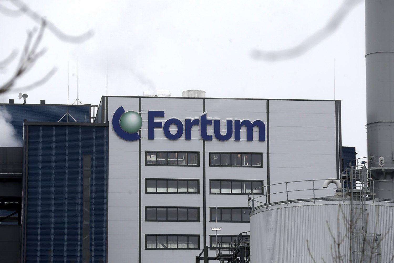 """""""Fortum"""" už 700 mln. Eur nusipirko """"Ekokem"""""""