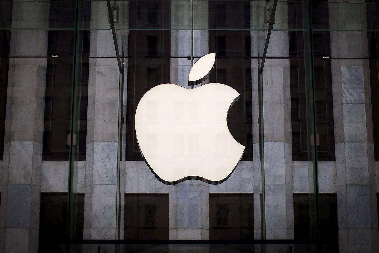 """""""Apple"""" planuoja užjūrio rezervus grąžintiį JAV"""