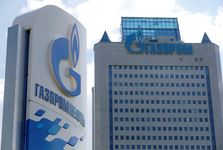 """""""Gazprom"""" aukcione Europaipardavė 2 mlrd. kub. m dujų"""