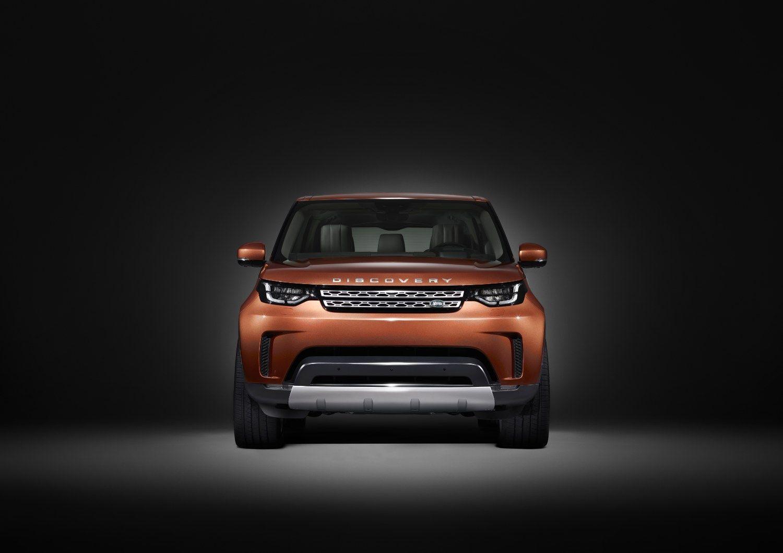 �Land Rover� ruo�iasi septynvie�io �Discovery� premjerai