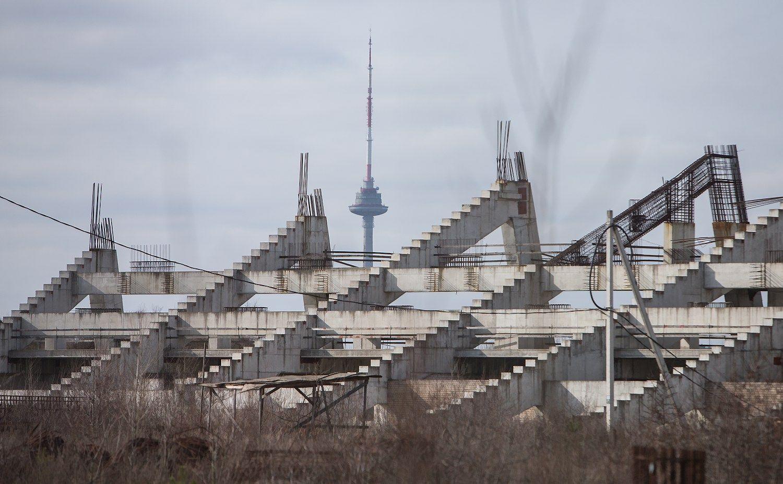 Skelbia Nacionalinio stadiono koncesijos konkursą