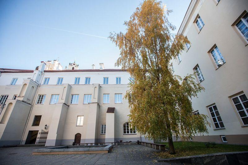 Vilniaus universitetas. Juditos Grigelytės (VŽ) nuotr.