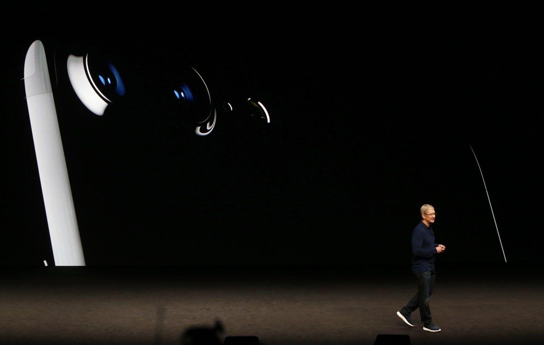 """""""Apple"""" renginys: pristatytas naujas """"Apple Watch"""" ir """"iPhone 7"""""""