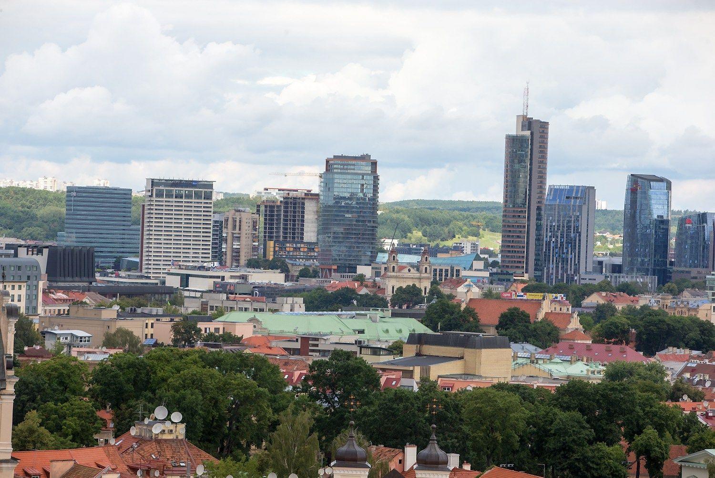 Sostinė ir Vyriausybė taikiai sutarė dėl skolos už GPM