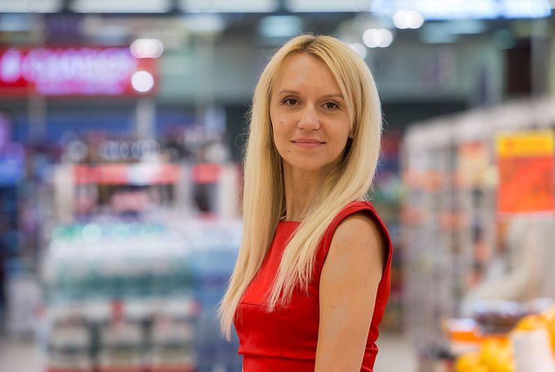 Renata Saulytė, STT Viešųjų ryšių skyriaus vadovė. Juditos Grigelytės (VŽ) nuotr.