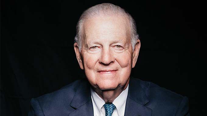Pietūs su FT: aktyvus 86-erių Jamesas Bakeris