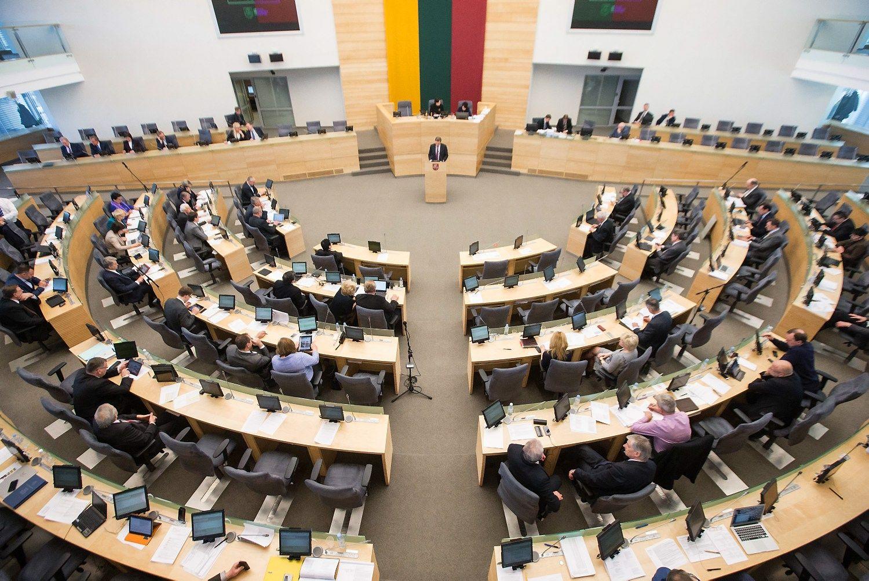 VŽ paaiškina: kaip po Seimo rinkimų keisis valdžia