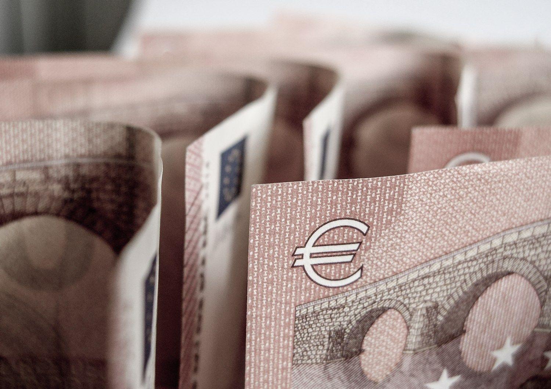 Bankų paskolų portfeliai augo 7%