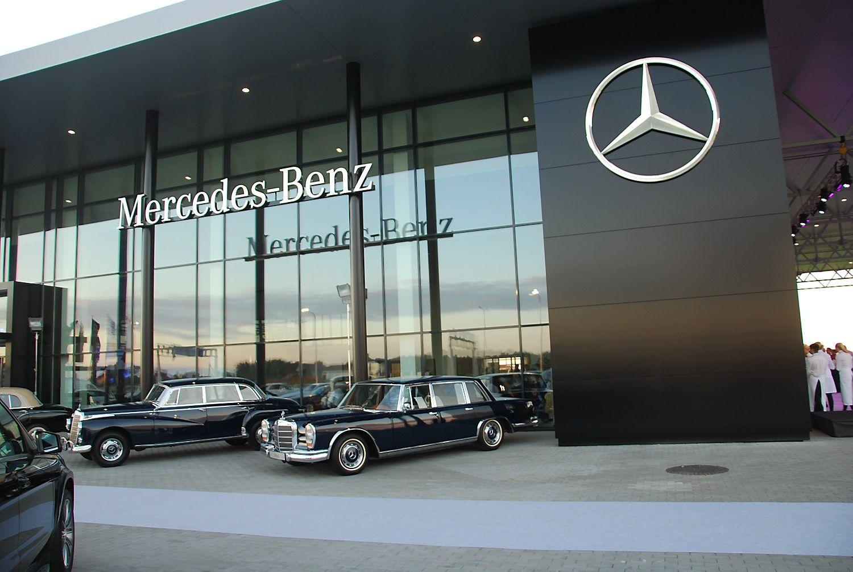 Klaip�doje � 4,5 mln. Eur investicija � nauj� �Mercedes-Benz� centr�