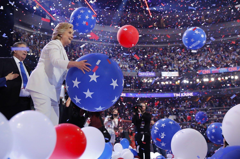 JAV rinkimai: Pasakojimas apie du miestus