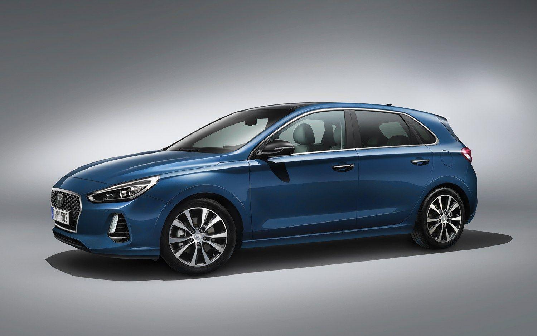 �Hyundai� apie nauj� �i30� kart�: suk�r�me automobil� visiems