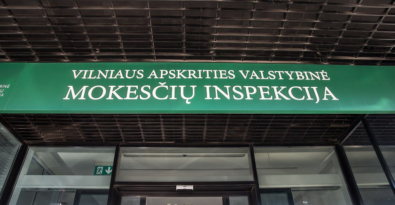 Mokesčių inspekcijoje lankosi VP grupės akcininkai