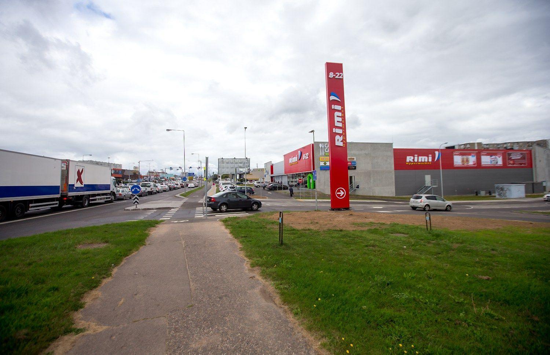 """""""Westerwijk"""" prekybinį pastatą Ukmergės gatvėje valdys """"Newsec"""""""