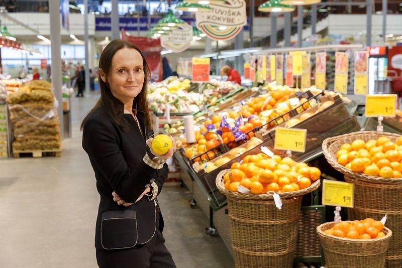 """Kristina Mažeikytė, prekybos tinklo """"Maxima"""" rinkodaros vadovė. Vladimiro Ivanovo (VŽ) nuotr."""