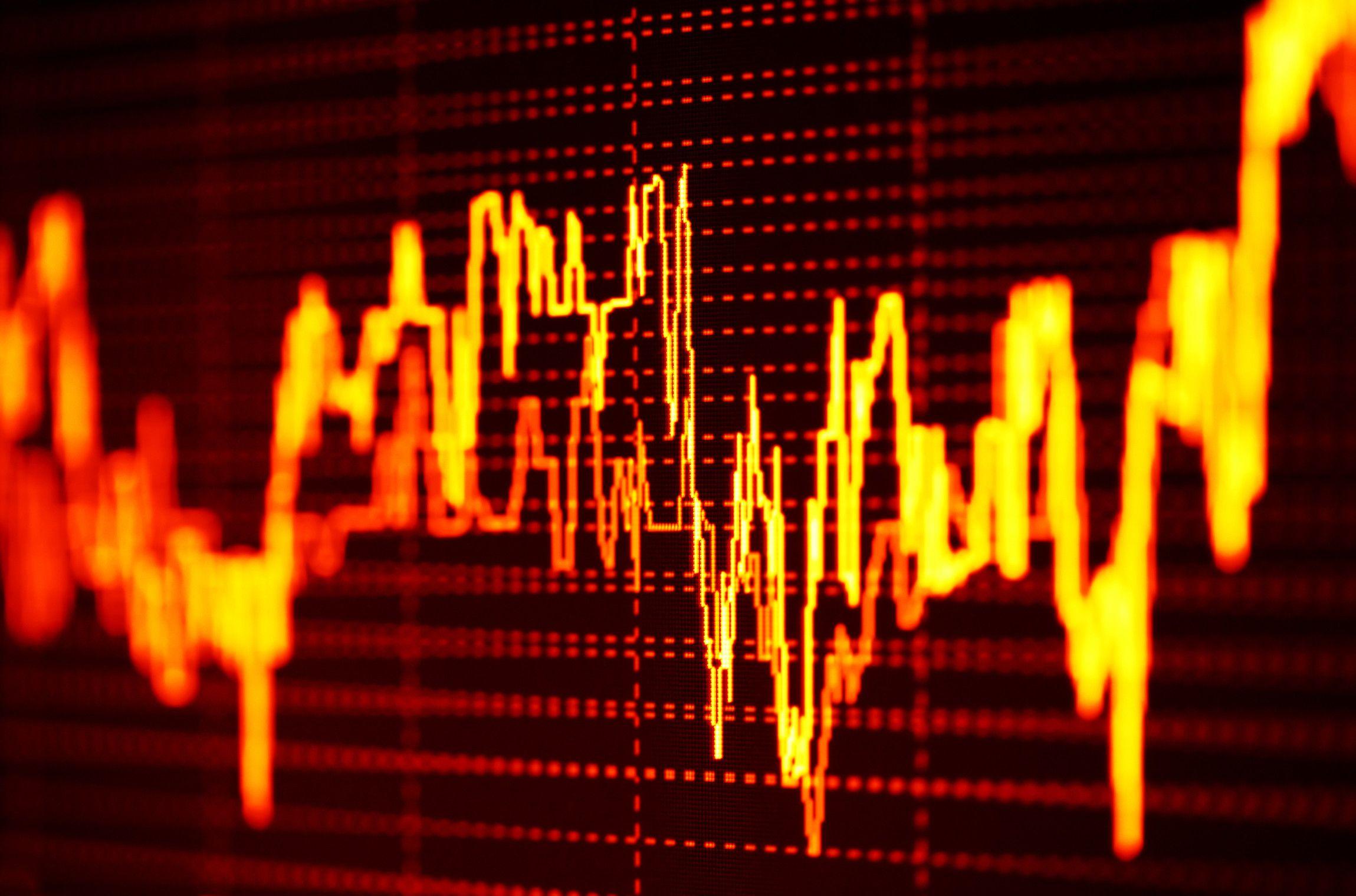 VIX fondai: aukso kalnai ar pražūtis