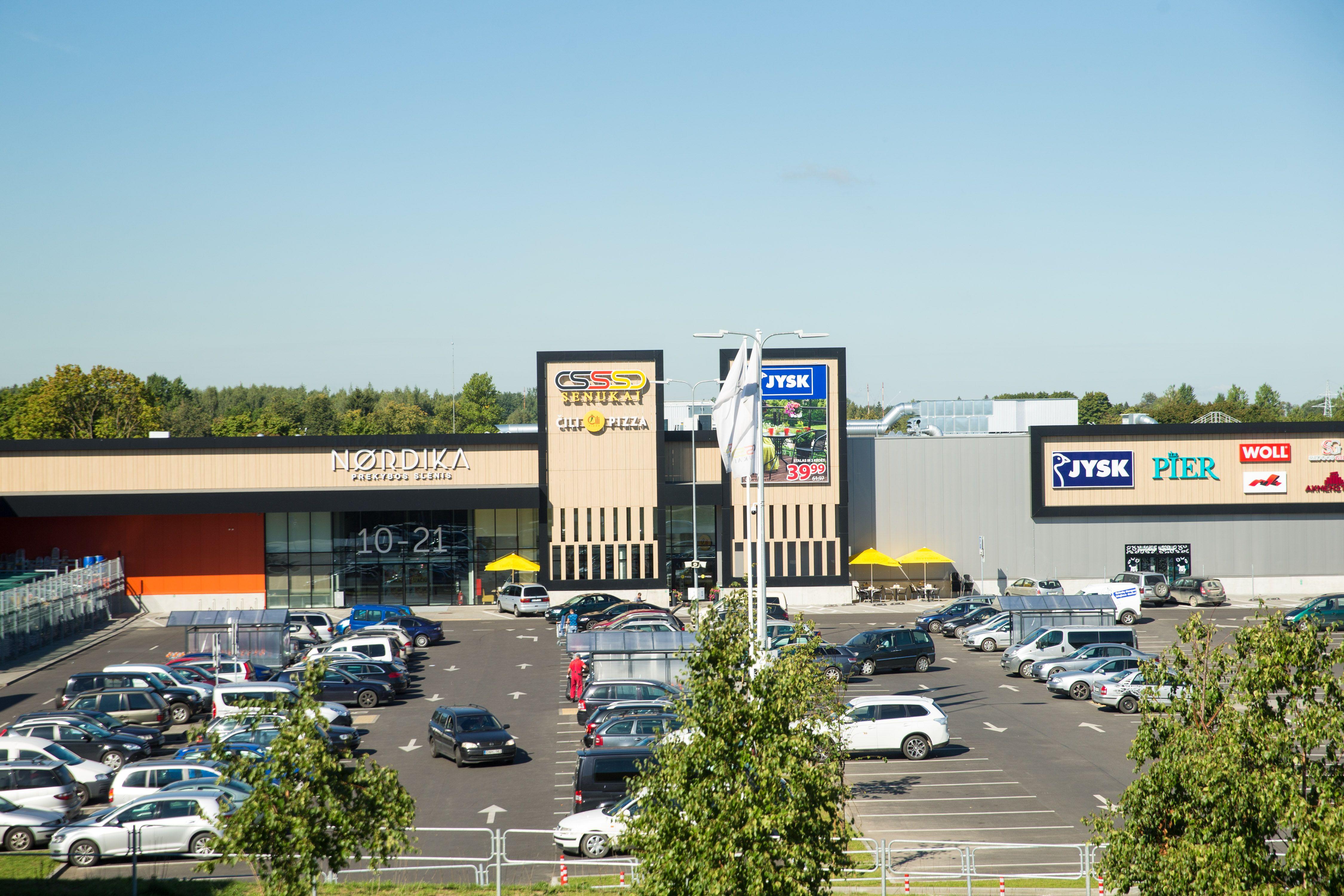 Lietuvos įmonės šturmuoja regiono lyderių sąrašus