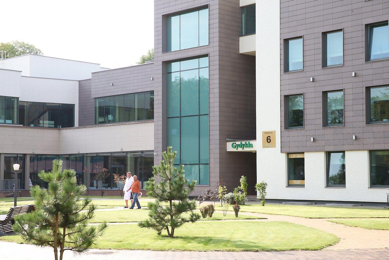 """Sustabdė """"Grand Spa Lietuva"""" maitinimo veiklą"""