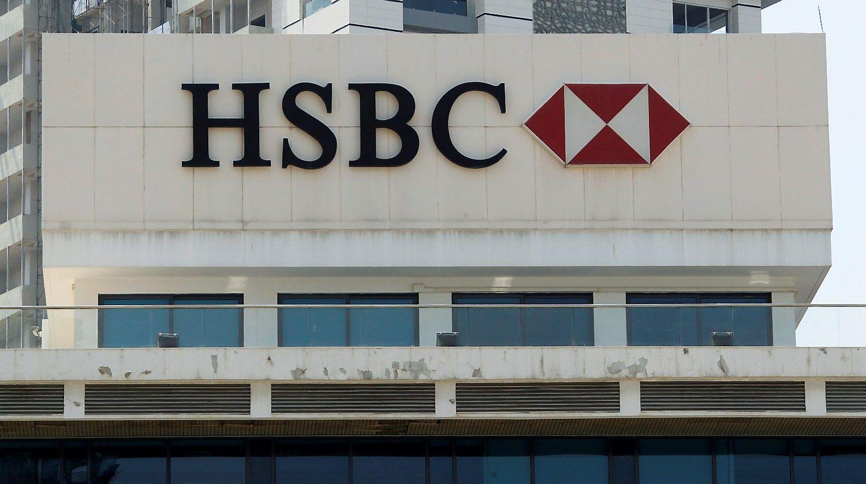 HSBC svarsto didinti padalinio Vokietijoje kapitalą