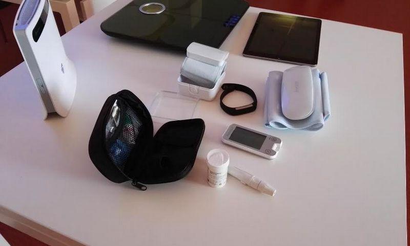 Visa pacientams reikalinga įranga. Gintauto Degučio (VŽ) nuotr.