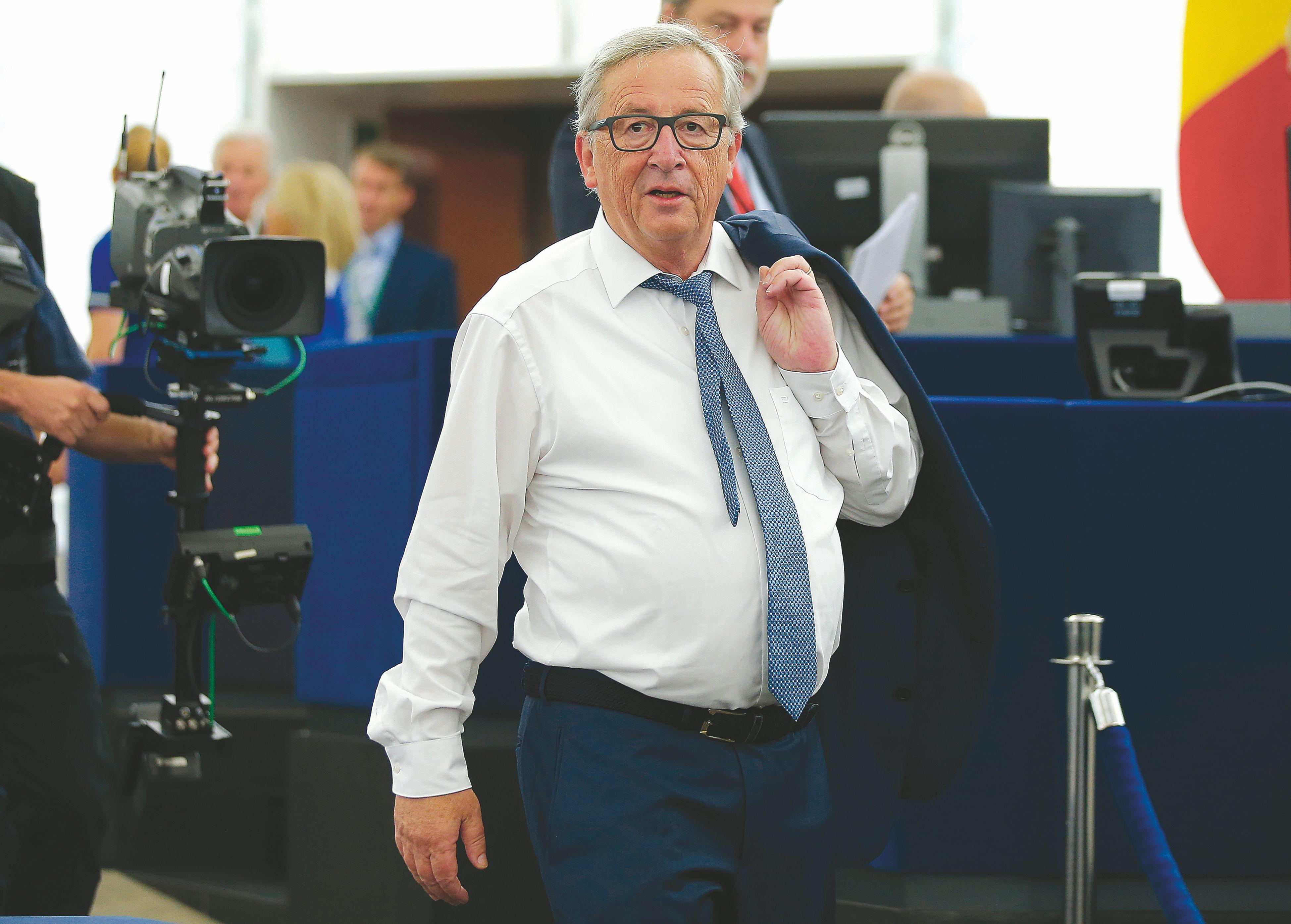 ES po �Brexit�: v�l kriz�, �� kart� � egzistencin�