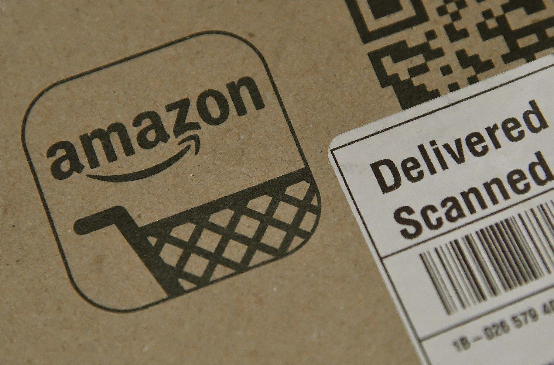 """""""Amazon"""" susitarė su """"Morrisons"""" dėl siuntų atsiėmimo vietų"""