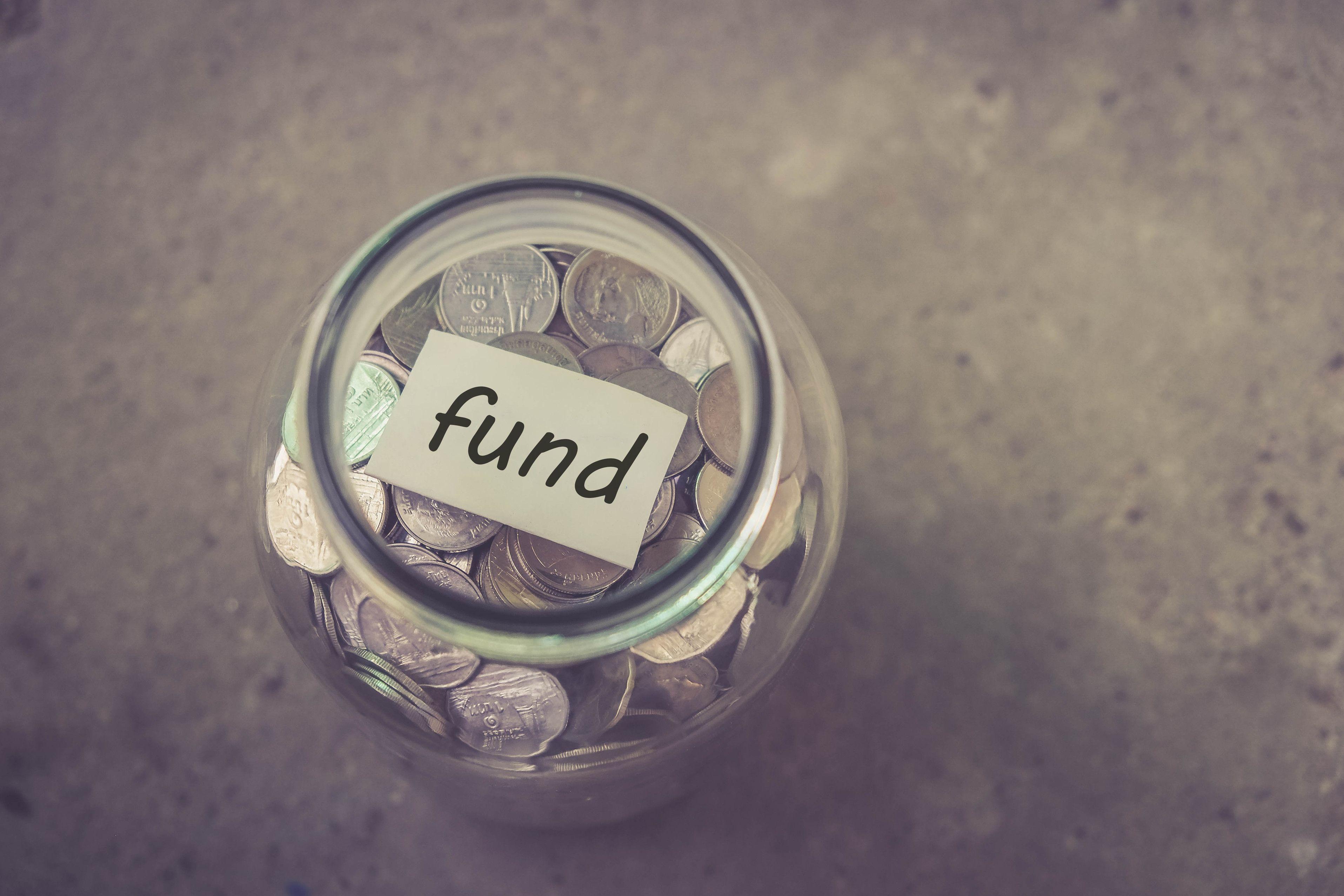Investiciniai fondai per pusmet� u�dirbo 1,3%