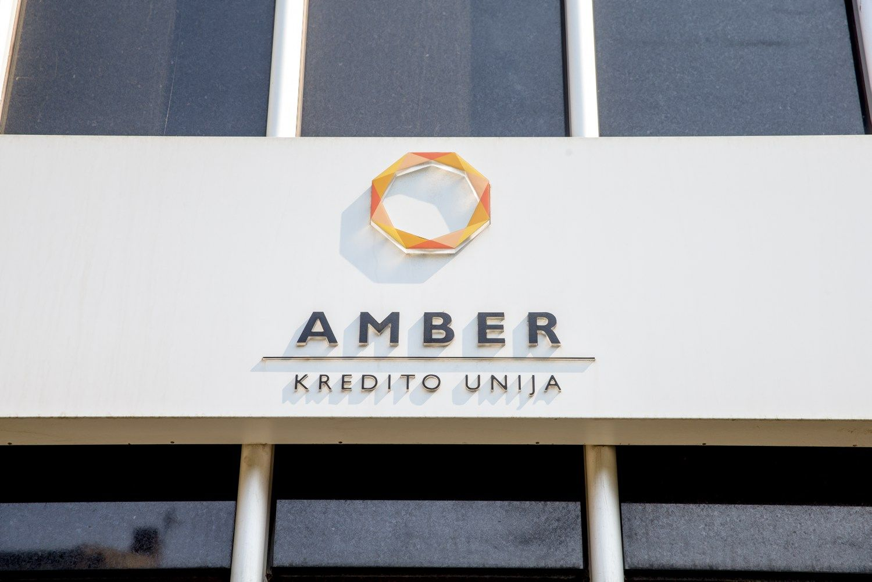 Lietuvos bankas at�m� �Amber� licencij�