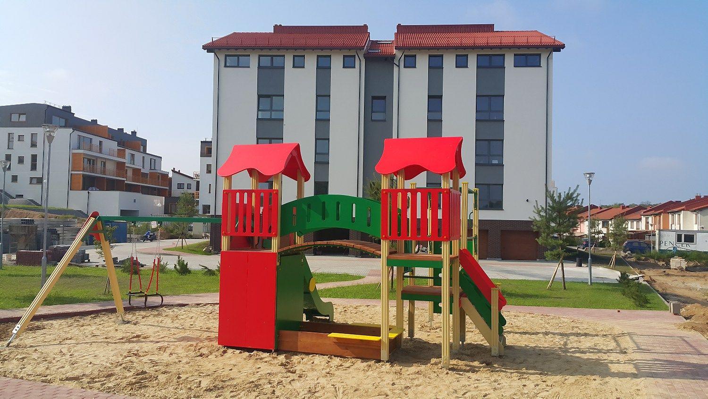 Į naujų butų projektą Klaipėdoje investuoja 5 mln. Eur