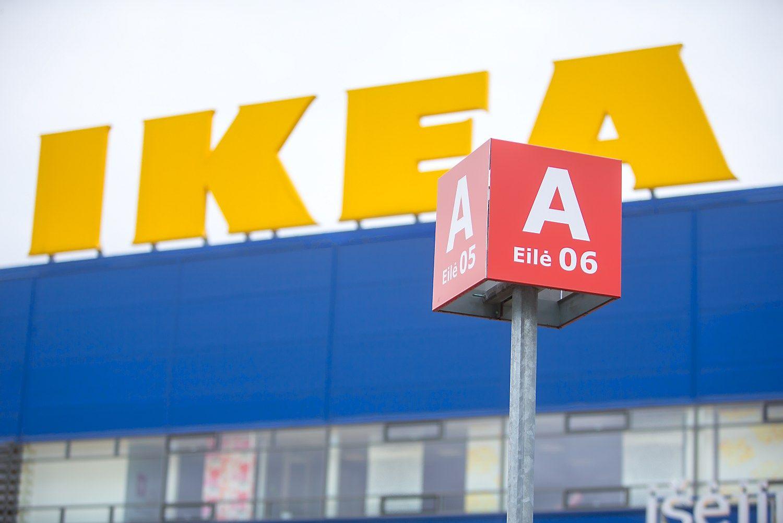 IKEA už 1 mlrd. Eur parduoda 27 mažmeninės prekybos parkus