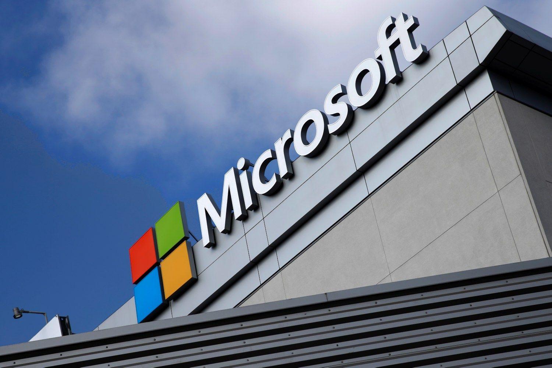 �Microsoft� supirks akcij� u� 40 mlrd. USD