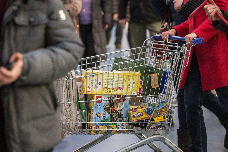 """Naujas """"Walmart"""" sumanymas pametės užsakymų išmaniai pramonei"""