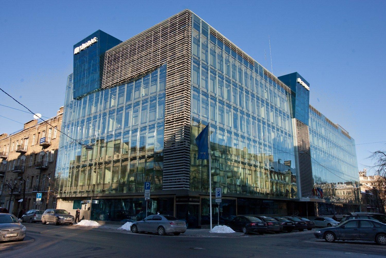 �Snoras� pardav� pastat� Taline u� 1,4 mln. Eur