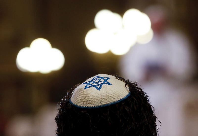 """VšĮ """"Rytų Europos žydų kultūros ir istorijos tyrimų centras"""" pristatė nemokamą interaktyvią programėlę """"Discover Jewish Lithuania"""". """"REUTERS""""/""""Scanpix"""" nuotr."""